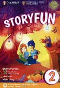 Обложка Storyfun 2 Student's Book