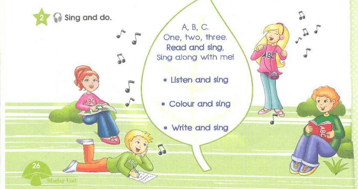 Упражнение 2 на странице 26 Starlight 3 Students Book Part 1